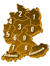 Map Germany